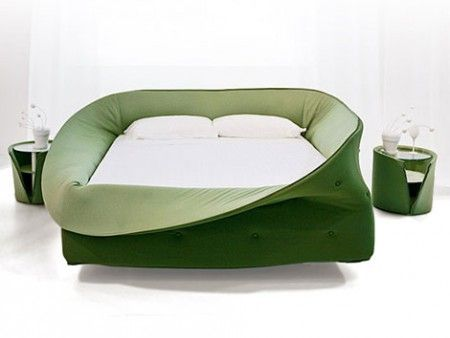 Cool Beds u2013 Col Letto Wrapping Bed by Lago Trendir ($500-5000 - cooles bett col letto wrapping bett lago