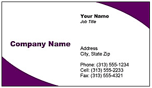 Free Business Card Templates You Can Create Today Free - Template for business cards microsoft word