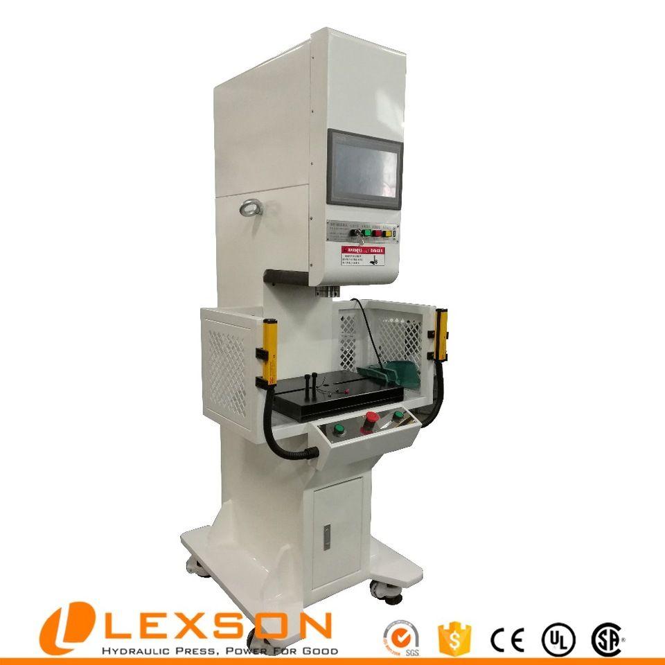 Small Electrical Driven 2 Ton Servo Press Machine | alibaba