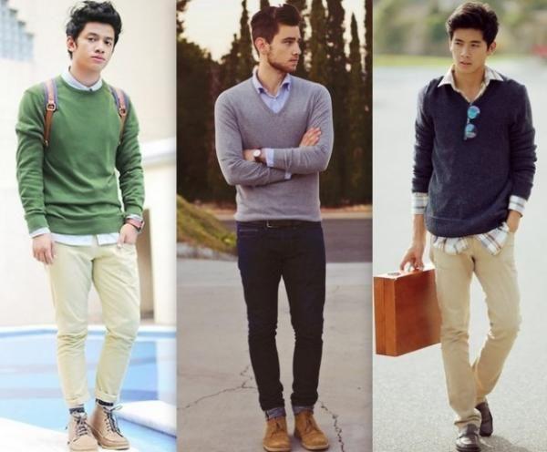 Como combinar roupas masculinas - 11 passos (com imagens) 47a0e23c262