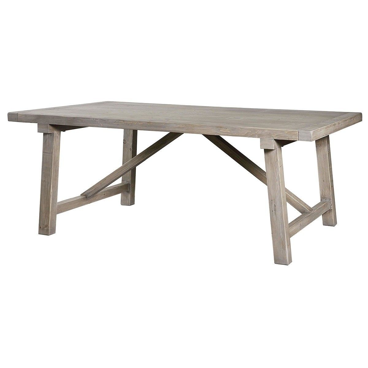 wood table grey - Google-søk