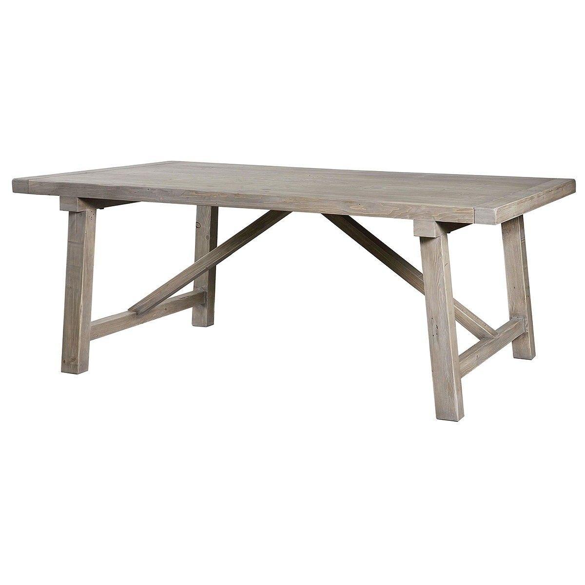 wood table grey - Google-søk