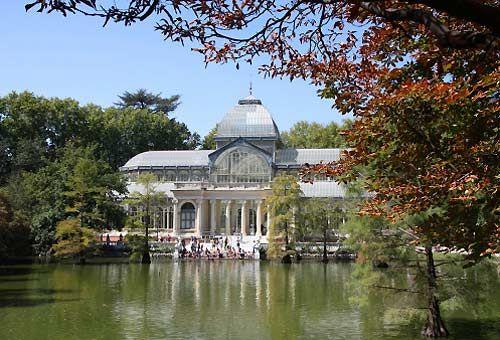 Parco Del Retiro Madrid Guida Di Viaggio Viaggiare In Italia Madrid
