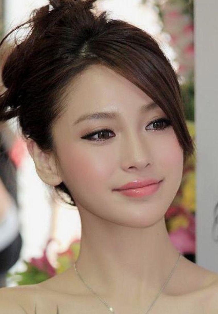 日本のメイクアップ, 韓流メイク, ジャパニーズビューティー, アジア美人, ブライダル