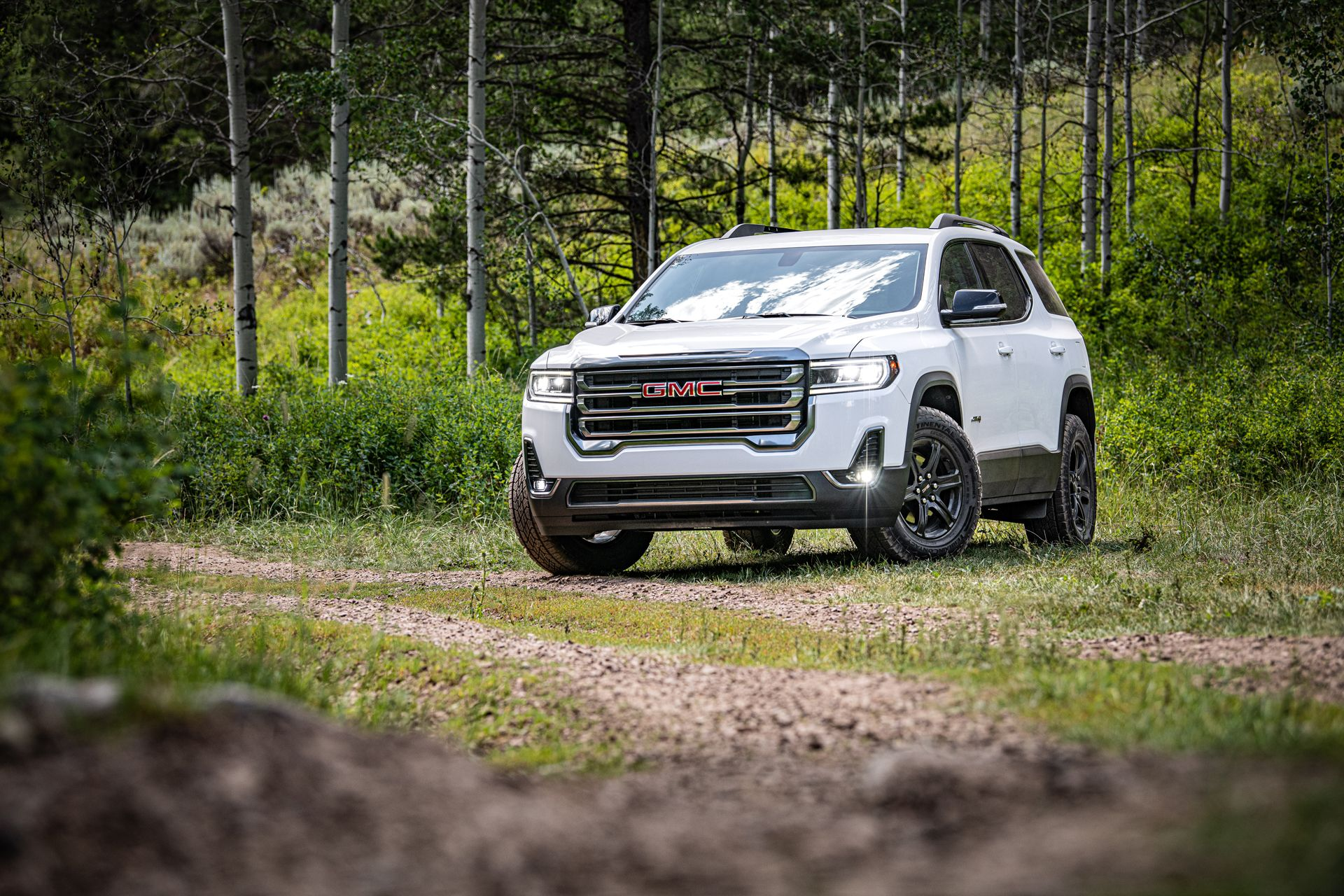 2020 Gmc Acadia At4 Review View Photos Mid Size Suv Nikon
