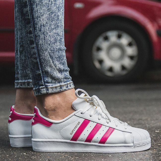 hot sale online 84156 19ae6 Sneaker B23644 Superstar Women s Her Adidas Shoes Originals 1nT54OS