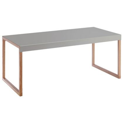 Habitat Kilo Coffee Table - Metal - Grey at Homebase -- Be ...