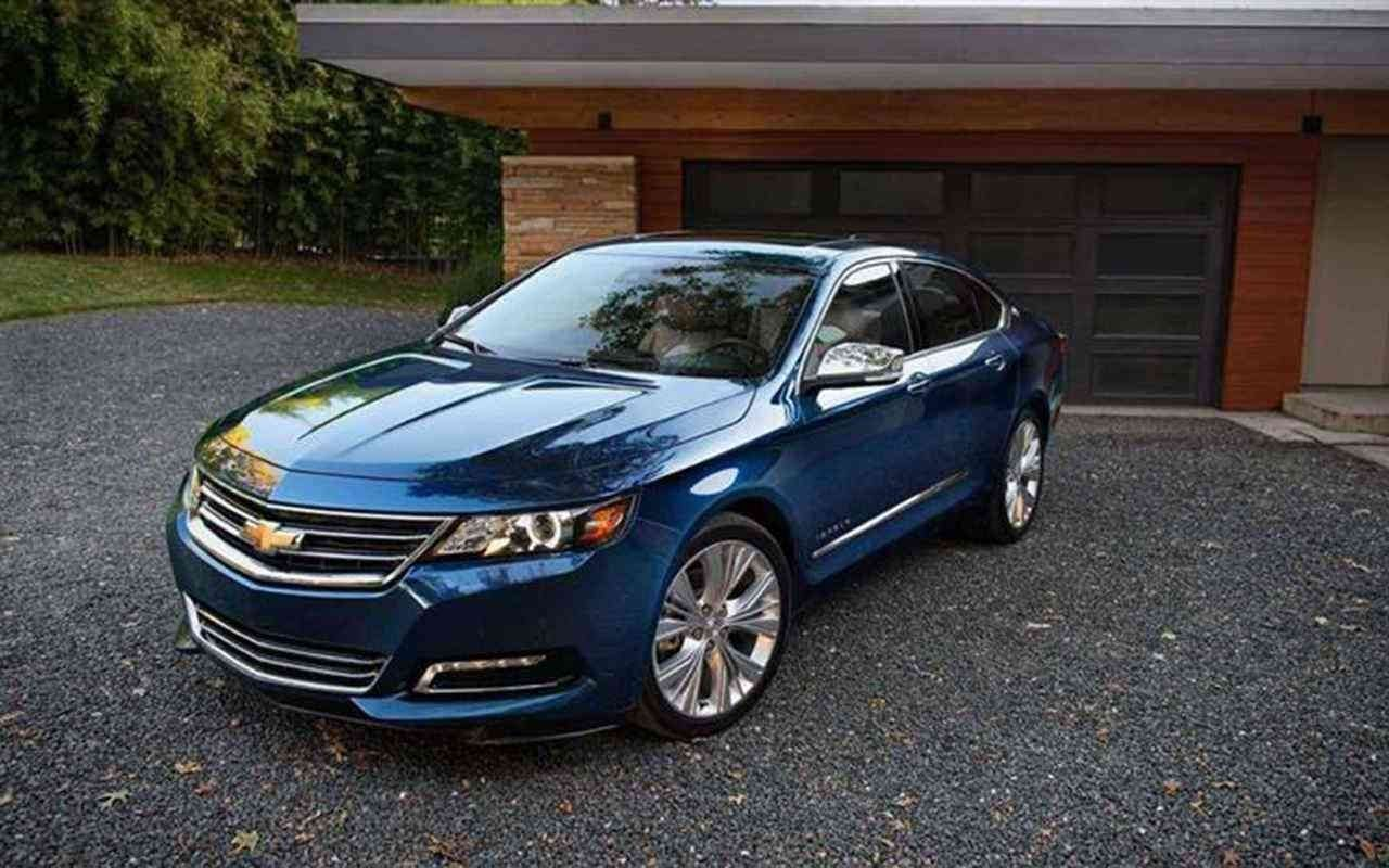 The 2020 Chevrolet Impala Interior Exterior And Review Coches