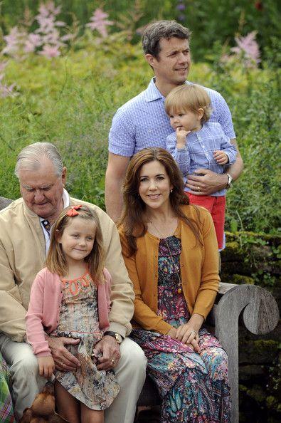 Princess Mary Photo - Danish Royal Family - Summer Photocall 2012