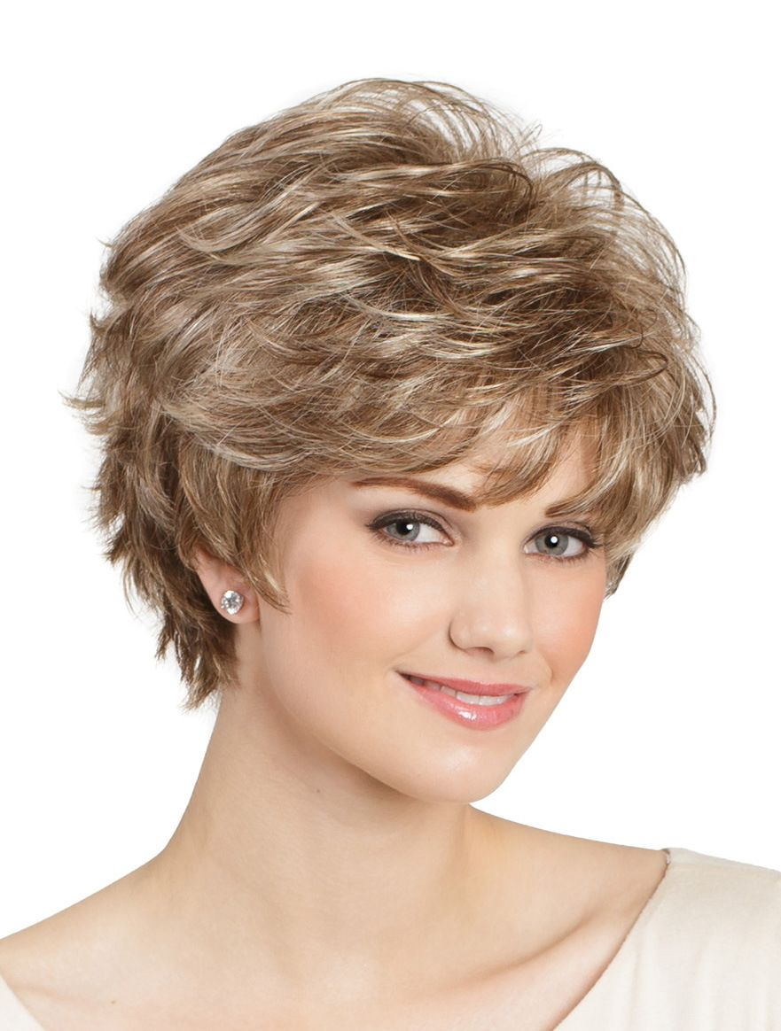 "capless classic wavy 8"" blonde"