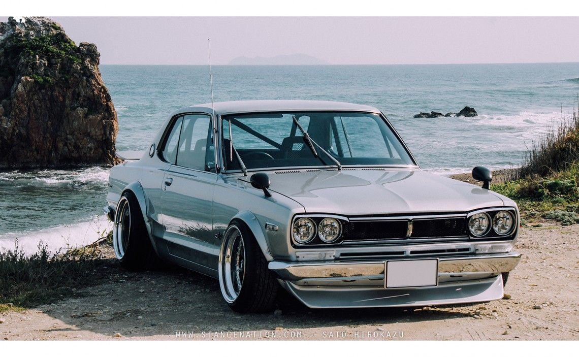 Shakotan boogie juns stunning hakosuka stancenation the nissan skyline chassis or hakosuka is the one car that will always make me feel giddy like a little school girl whenever i see it when i see o vanachro Gallery