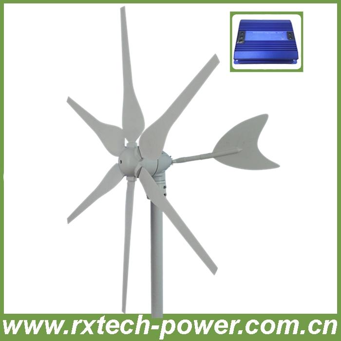 325.00$  Watch now - http://aliyg1.worldwells.pw/go.php?t=1357172597 - 300W hyacinth wind generator horizontal axis, low rpm wind turbine generator 12V/24V optional+wind controller, 3 year warranty. 325.00$