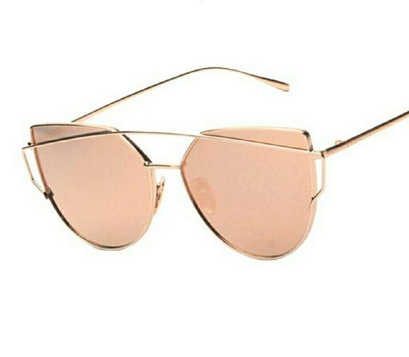 d37edddfce New Cat Eye Aviator Sunglasses 2016 New Cat Eye Aviator Sunglasses Women  Vintage Fashion Metal Frame Mirror Sun Glasses Unique Flat Ladies Sunglasses  UV400 ...