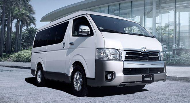 Hiace Van For Rent In 2020 Toyota Hiace Toyota Toyota Van