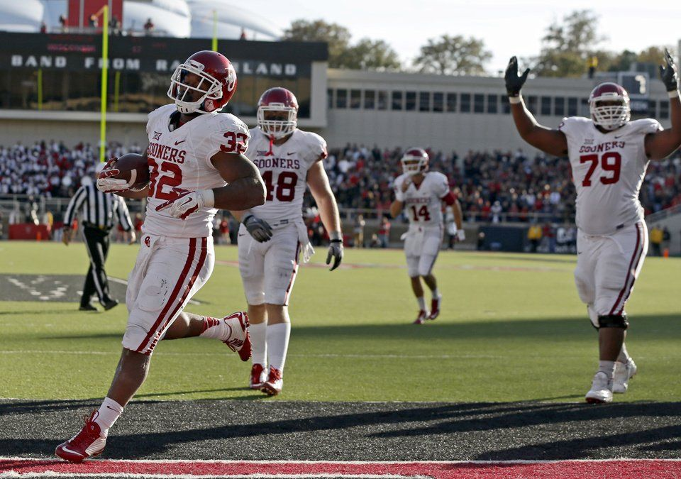 Oklahoma football The Sooners found out Cody Thomas can