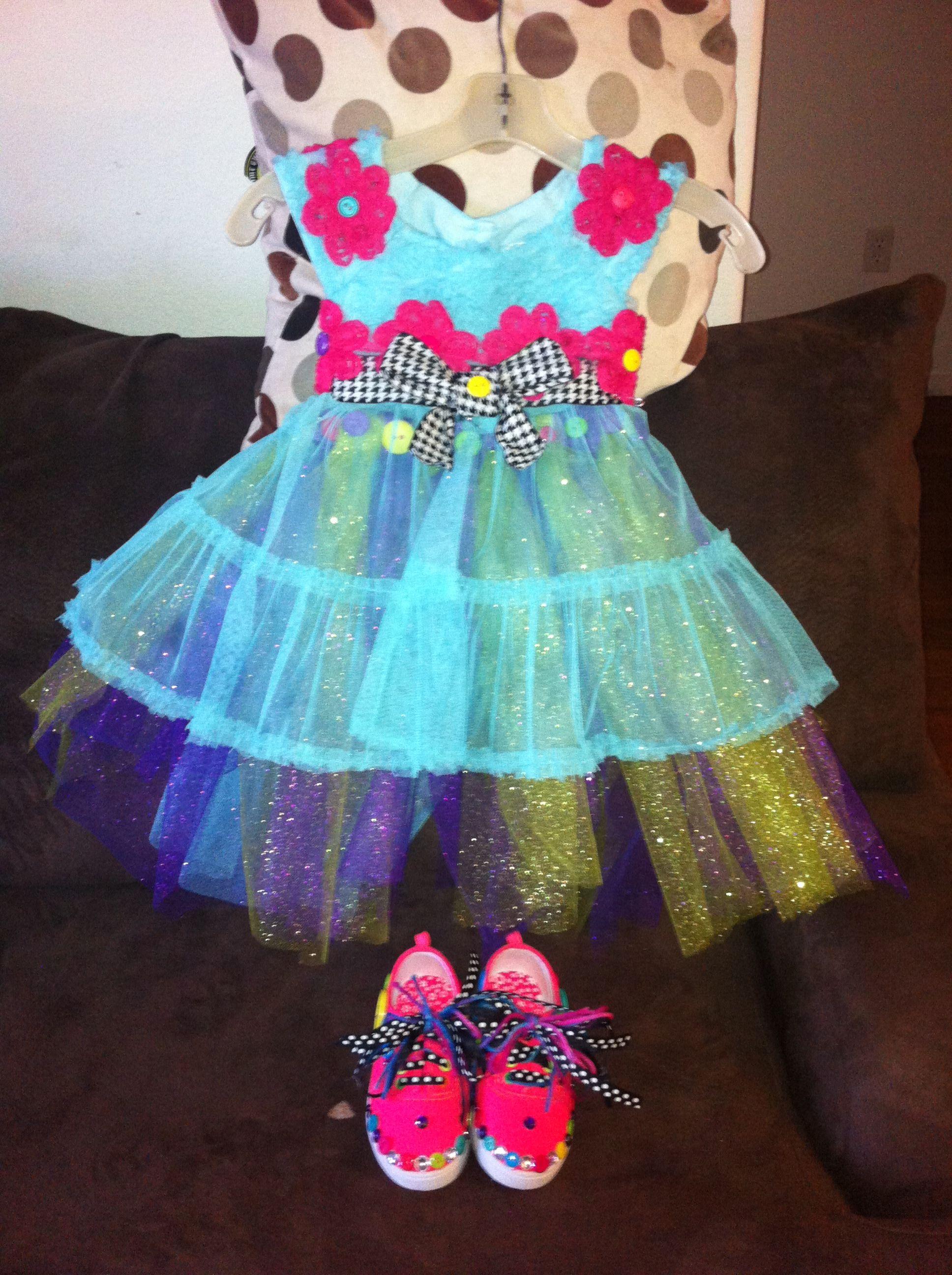 Perfect Lalaloopsy Party Dress Festooning - All Wedding Dresses ...