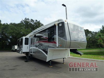 Used 2009 Carriage Cameo F37RE3 Fifth Wheel at General RV | Dover, FL | #134102