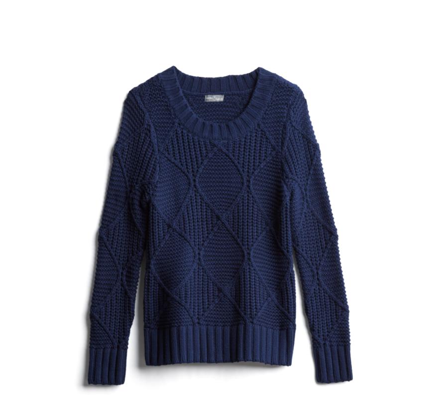 Market & Spruce Steffi Chunky Cable Knit Pullover | Stitch