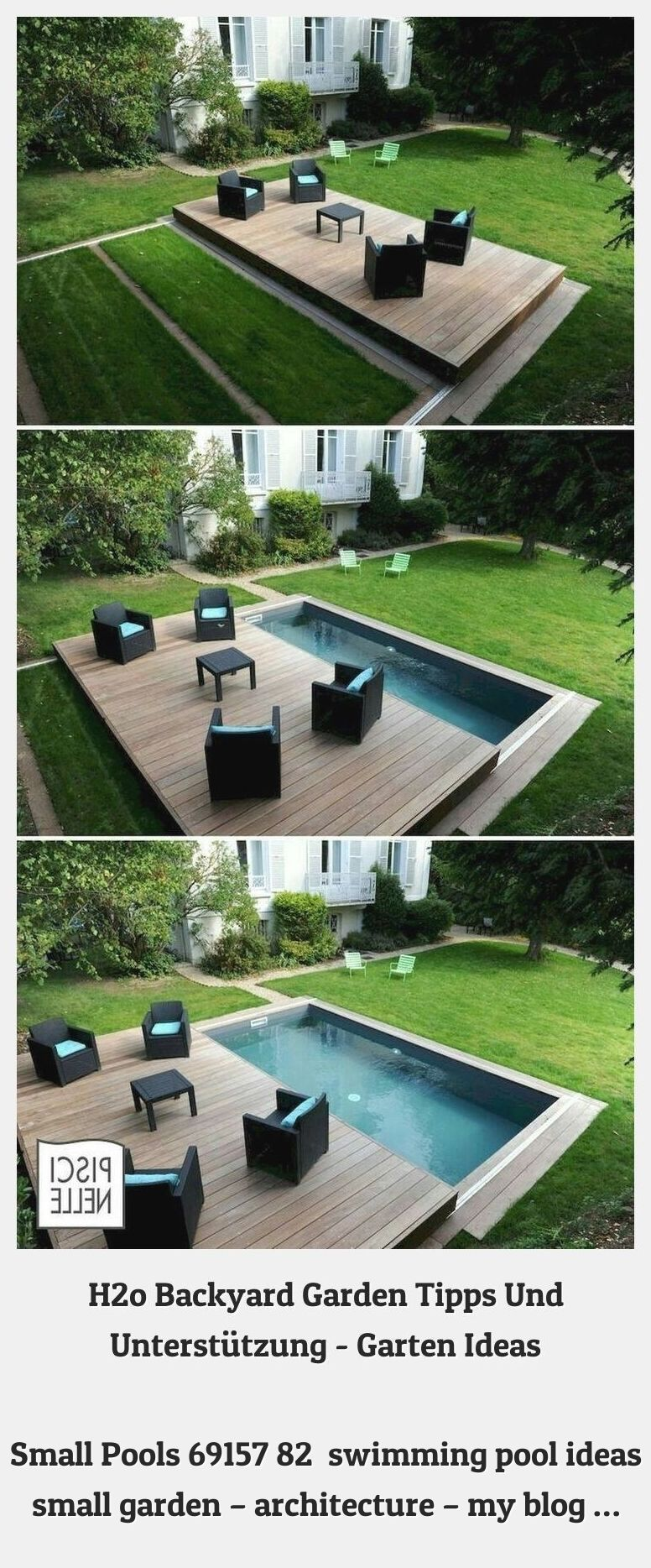 Diy Swimming Pool Small Pools 61798 Small Pools 69157 82 Swimming Pool Ideas Small Garden Architecture My Blog In 2020 Diy Swimming Pool Small Pools Swimming Pools