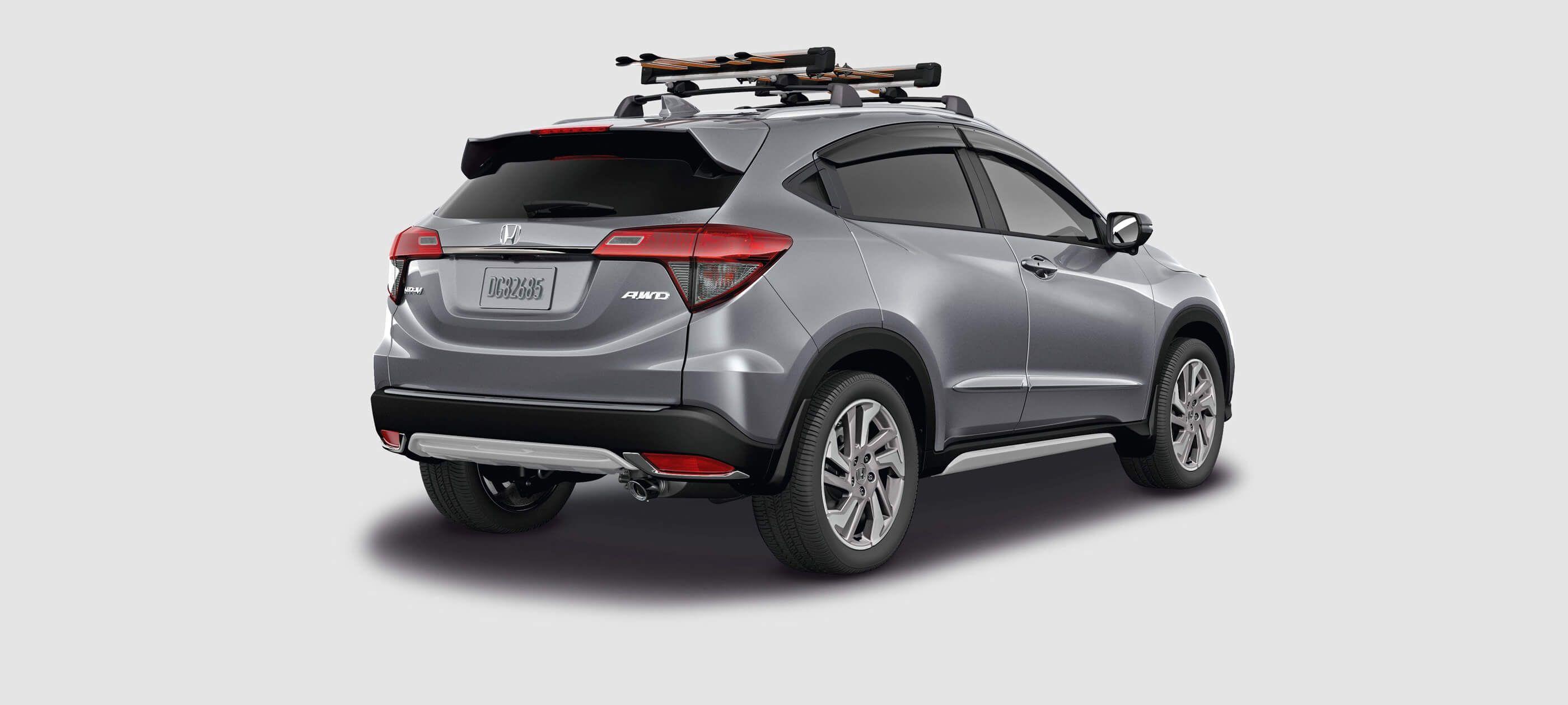 2019 Honda Hr V Southern California Honda Dealers Subcompact Crossover Suv Sistema De Audio Asiento De Cuero Palanca De Cambios