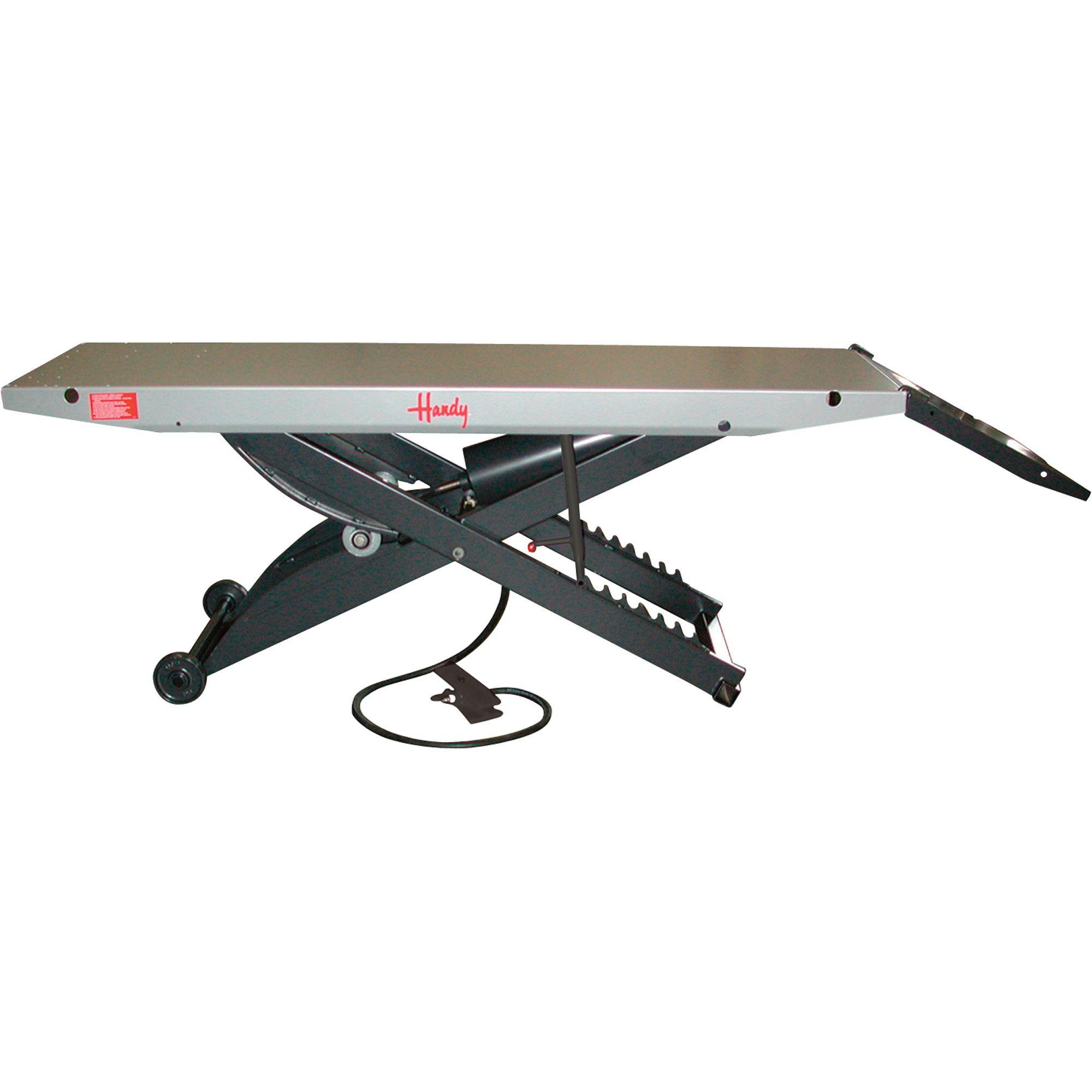 Charming Handy Air Lift Table U2014 1000 Lb. Capacity, Model# 10740   ATV