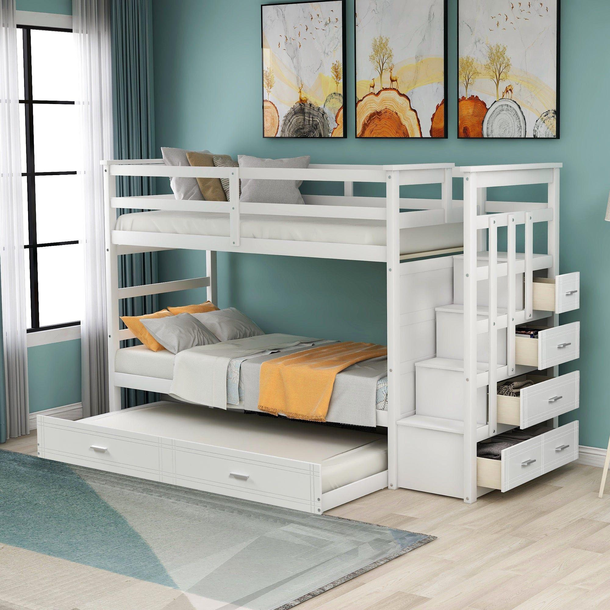 Osgoyrt3zlba7m Twin bunk beds with drawers