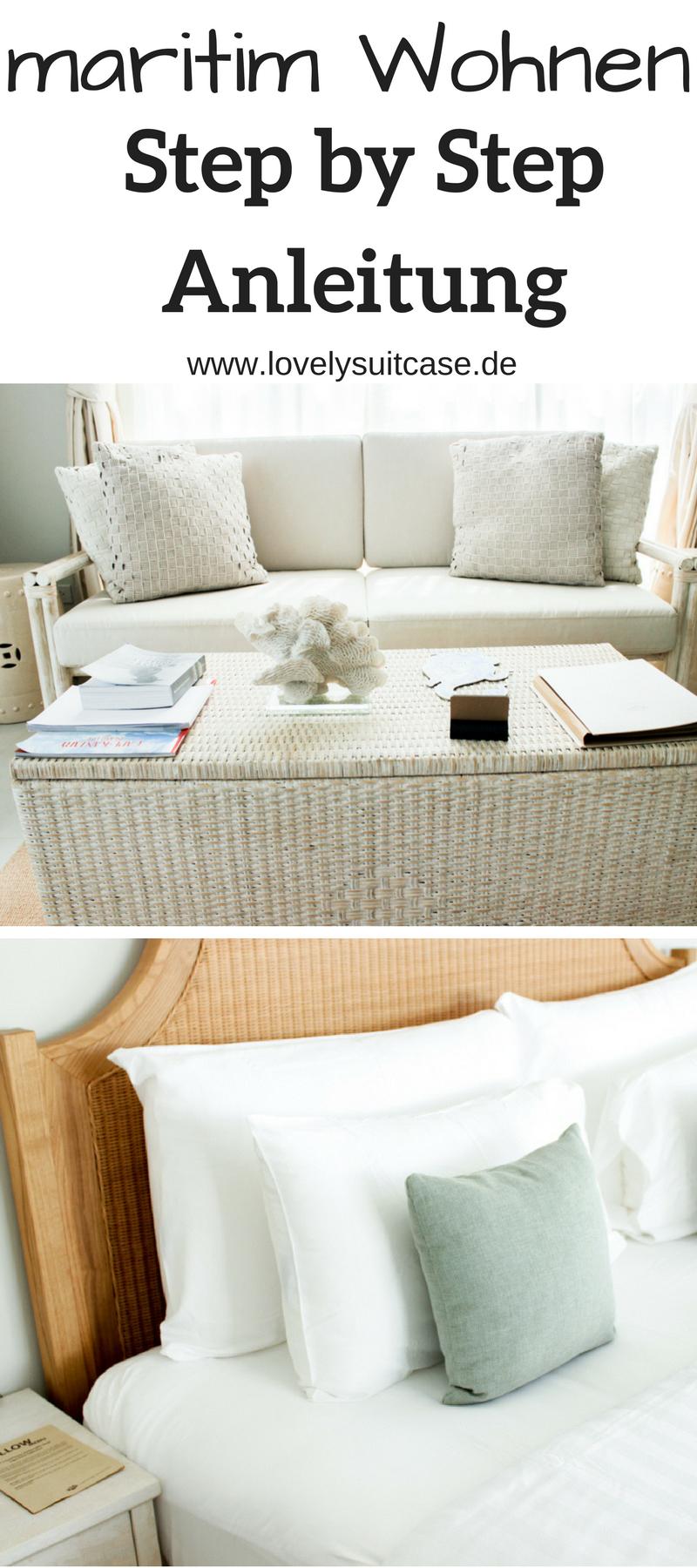 So gestaltest du dein Zimmer im maritimen Stil | Suitcase