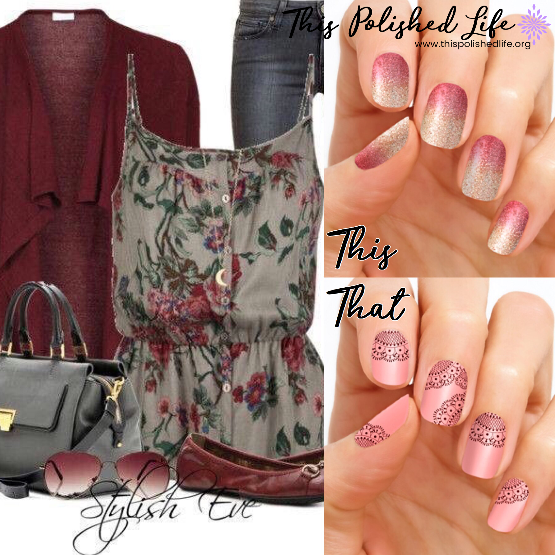 Color Street nail polish strips are fun and easy to apply, no heat ...