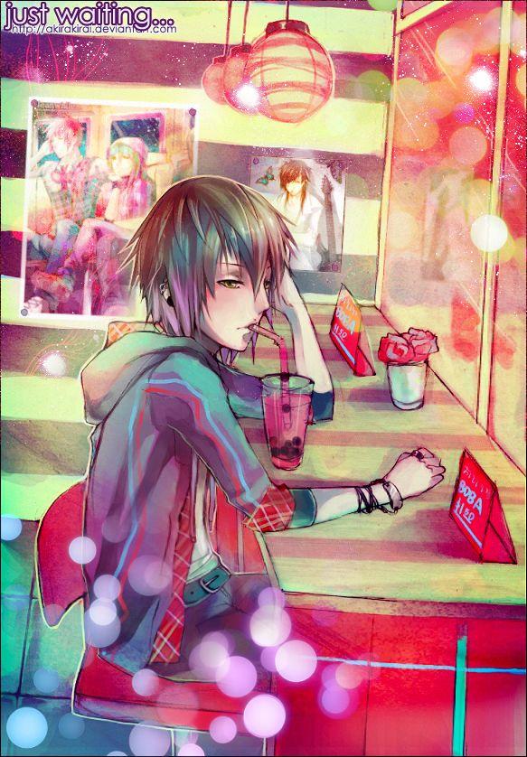 + Just Waiting... + by akirakirai.deviantart.com on @deviantART