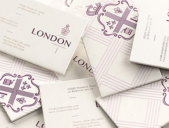 Coffee House London Branding by Reynolds & Reyner