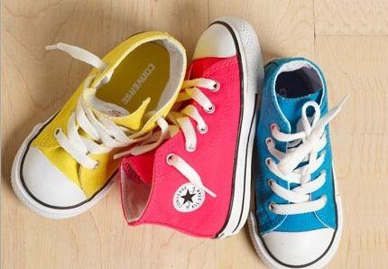 scarpe bambini converse