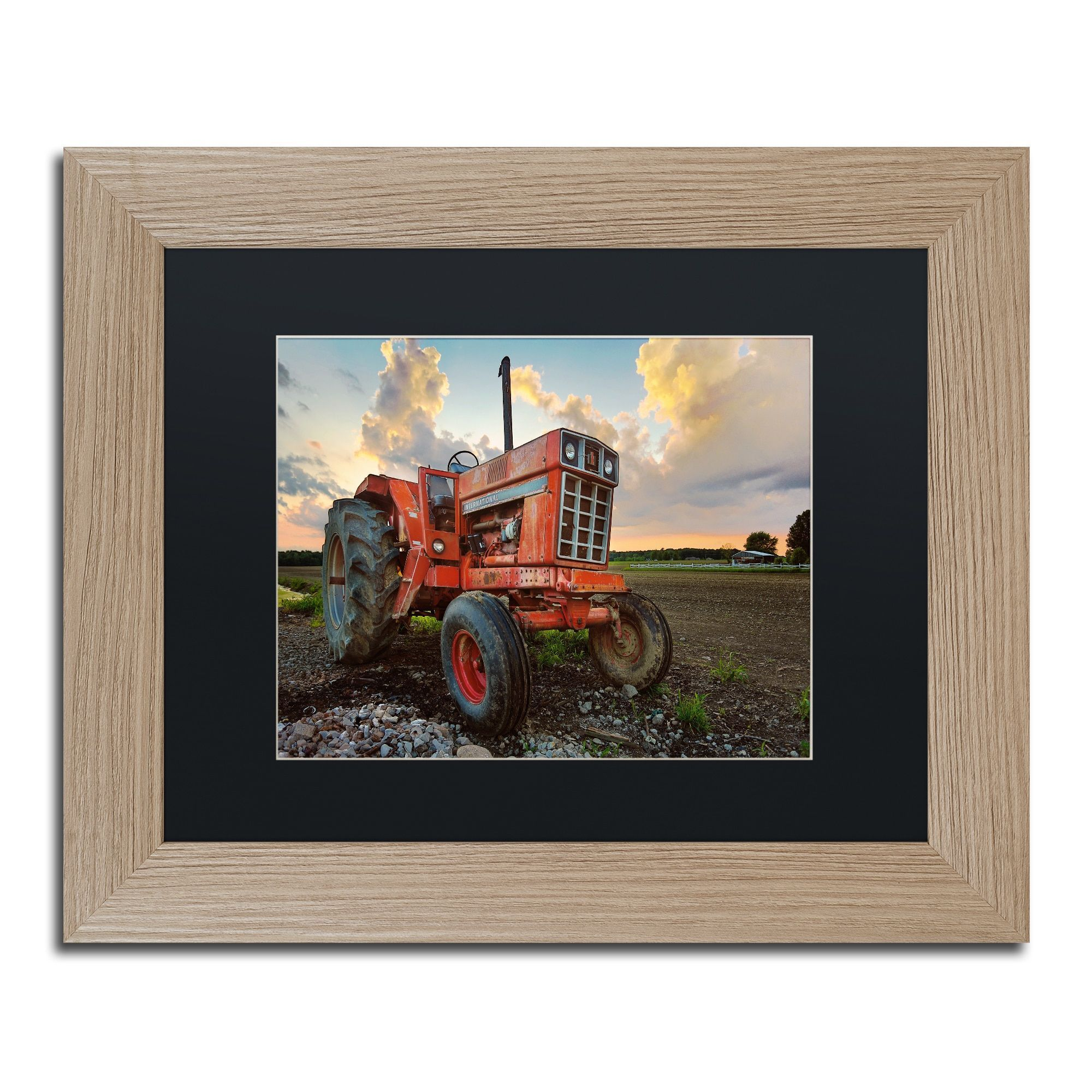 Jason Shaffer International Matted Framed Art Products
