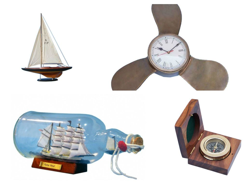 Nautical gifts for the home - Nautical Gifts