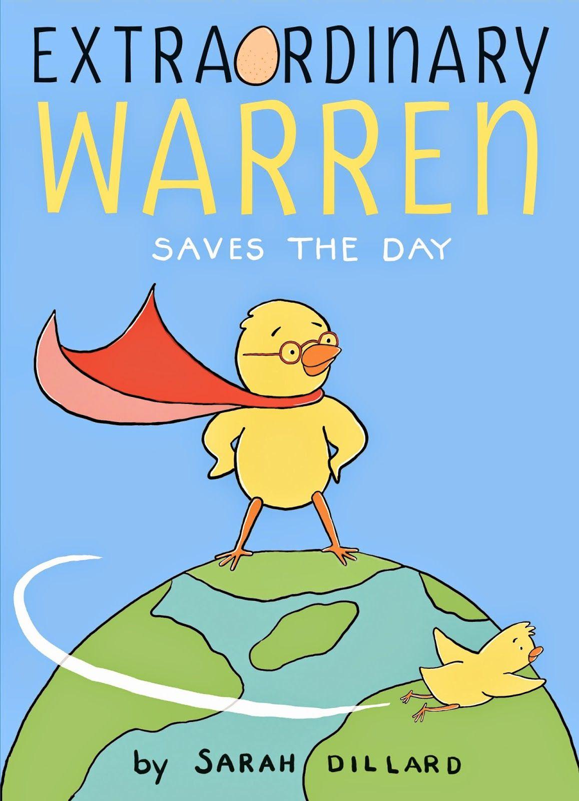Extraordinary Warren Saves The Day By Sarah Dillard Mr