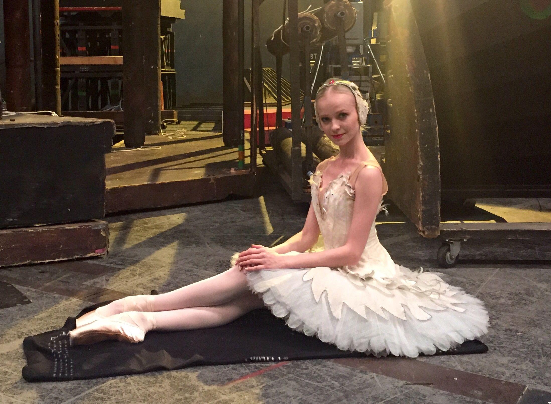 Supernainen:+Balettitanssija+Elina+Miettinen+teki+intohimostaan+ammatin