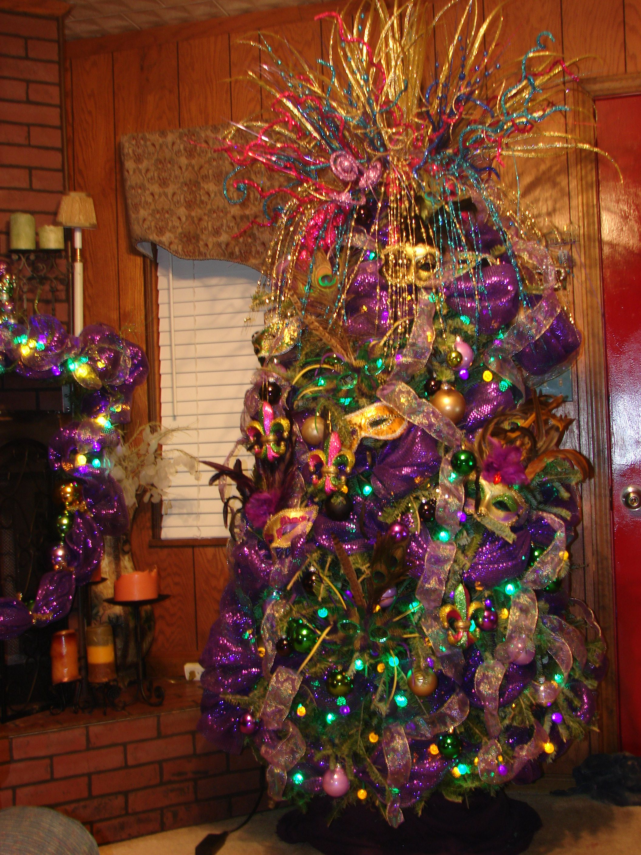 My Mardi Gras Tree 2014 Vvr