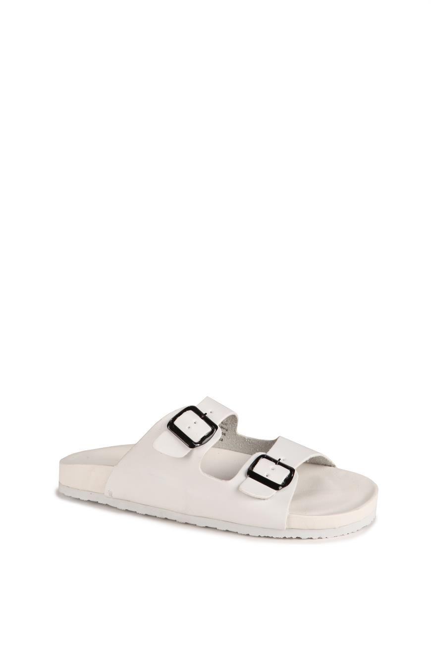 White sandals rubi shoes - Cotton On Brazil Sandal