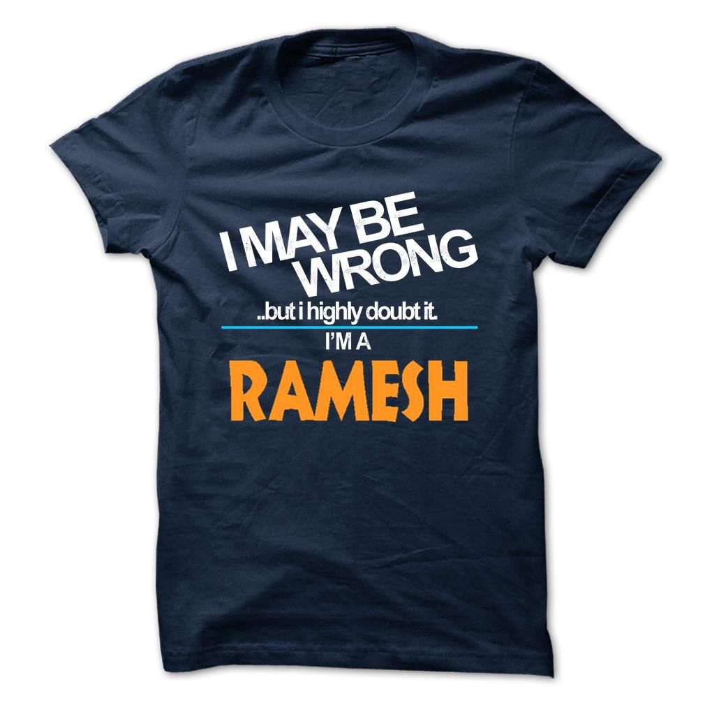 New last name t shirt] RAMESH Top Shirt design RAMESH Tshirt Guys ...