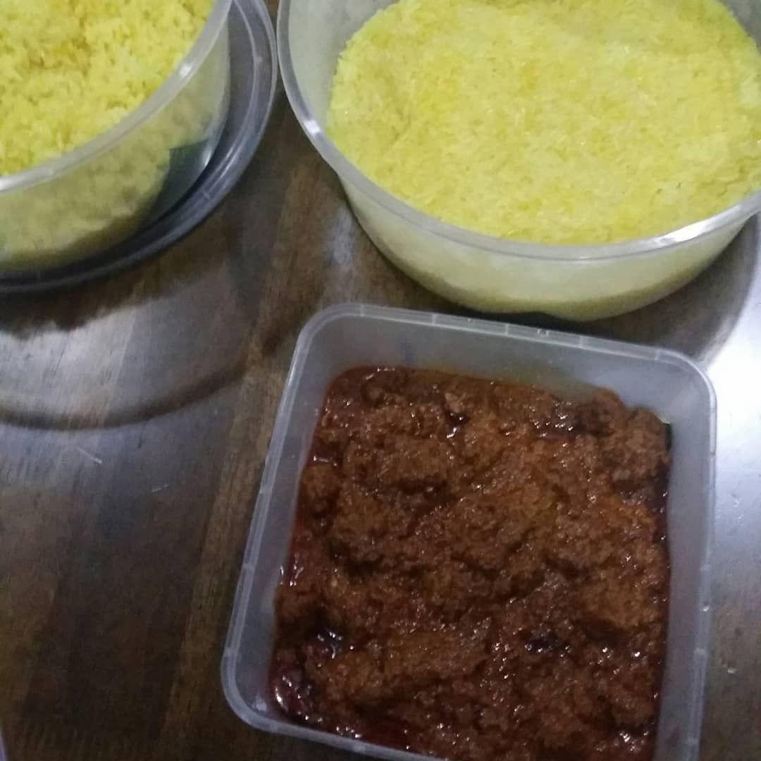Resipi Pulut Kuning Che Nom - Resepi Bubur Pulut Hitam Sedap : Resepi pulut kuning rendang ayam