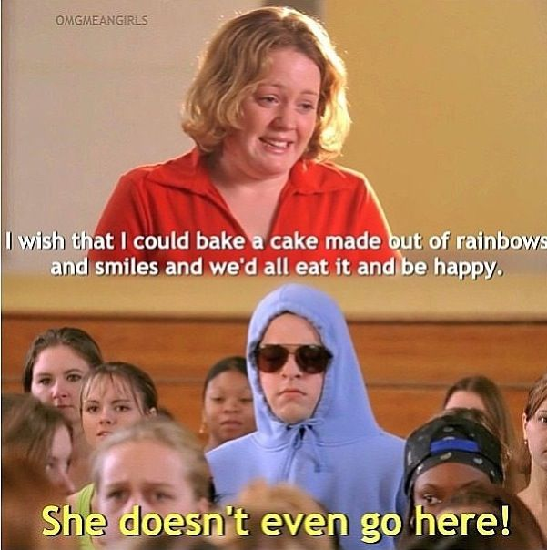 Quotes About Mean Women: Mean Girls. Still Hilarious Ten Years Later.