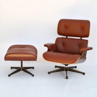 Sessel Eames eames lounge chair ottoman xl palisander vitra