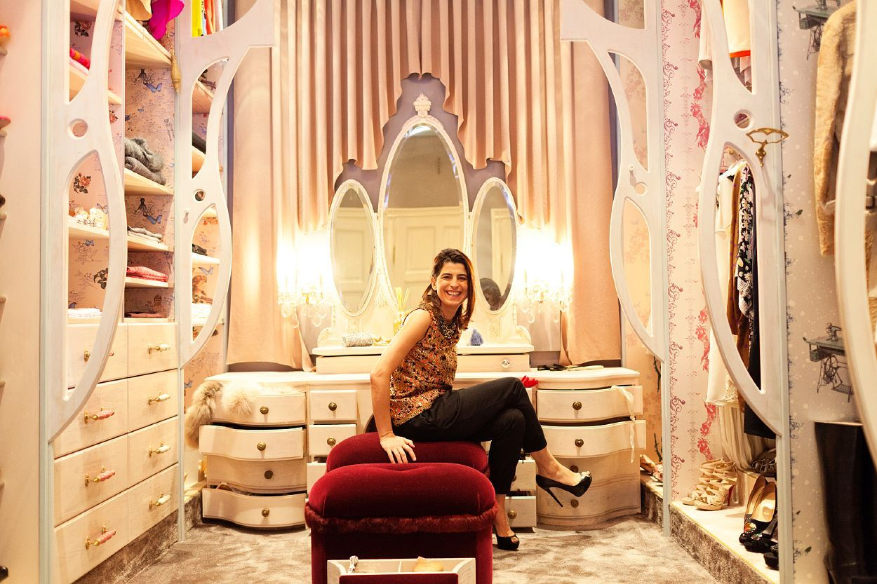 Dorothee Schumacher's closet. http://theselby.com/12_6_11_DorotheeSchu/  For the Home ...
