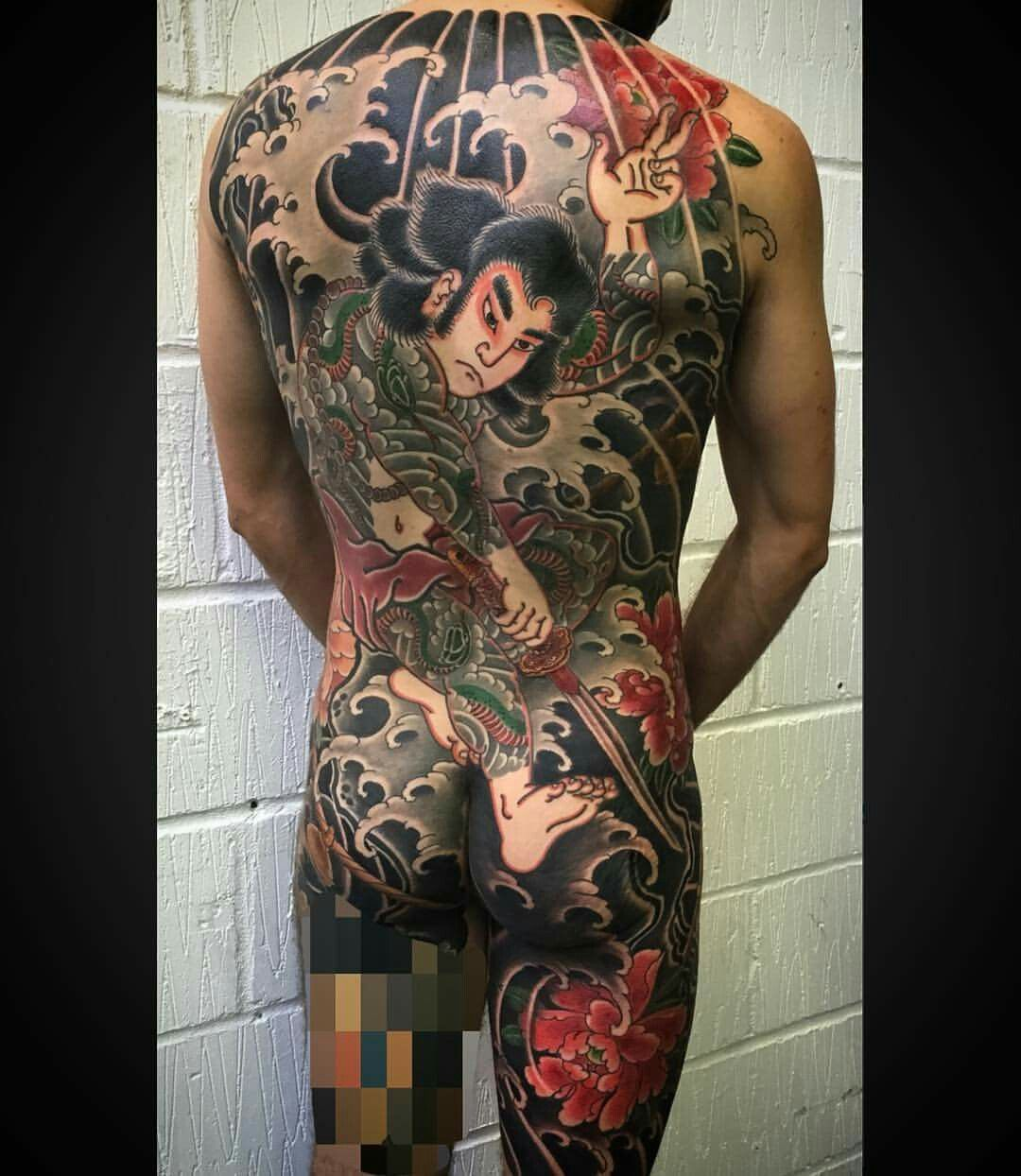 Pin by mark tourtillot on tattoos pinterest japanese tattoos and