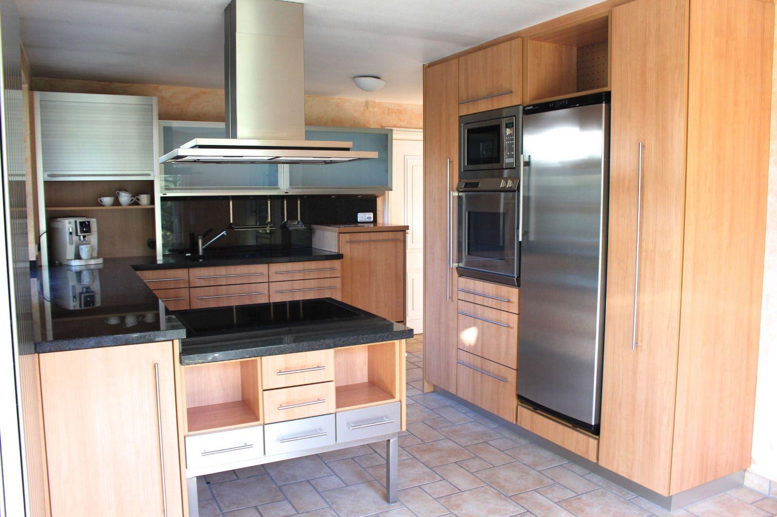 Hochwertige Küche mit Gaggenau Geräten zu verkaufen   eBay   Küche ...