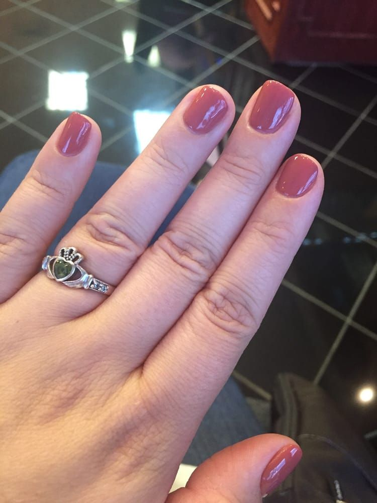 Beautiful color and incredibly detailed no-chip manicure! - Yelp ...
