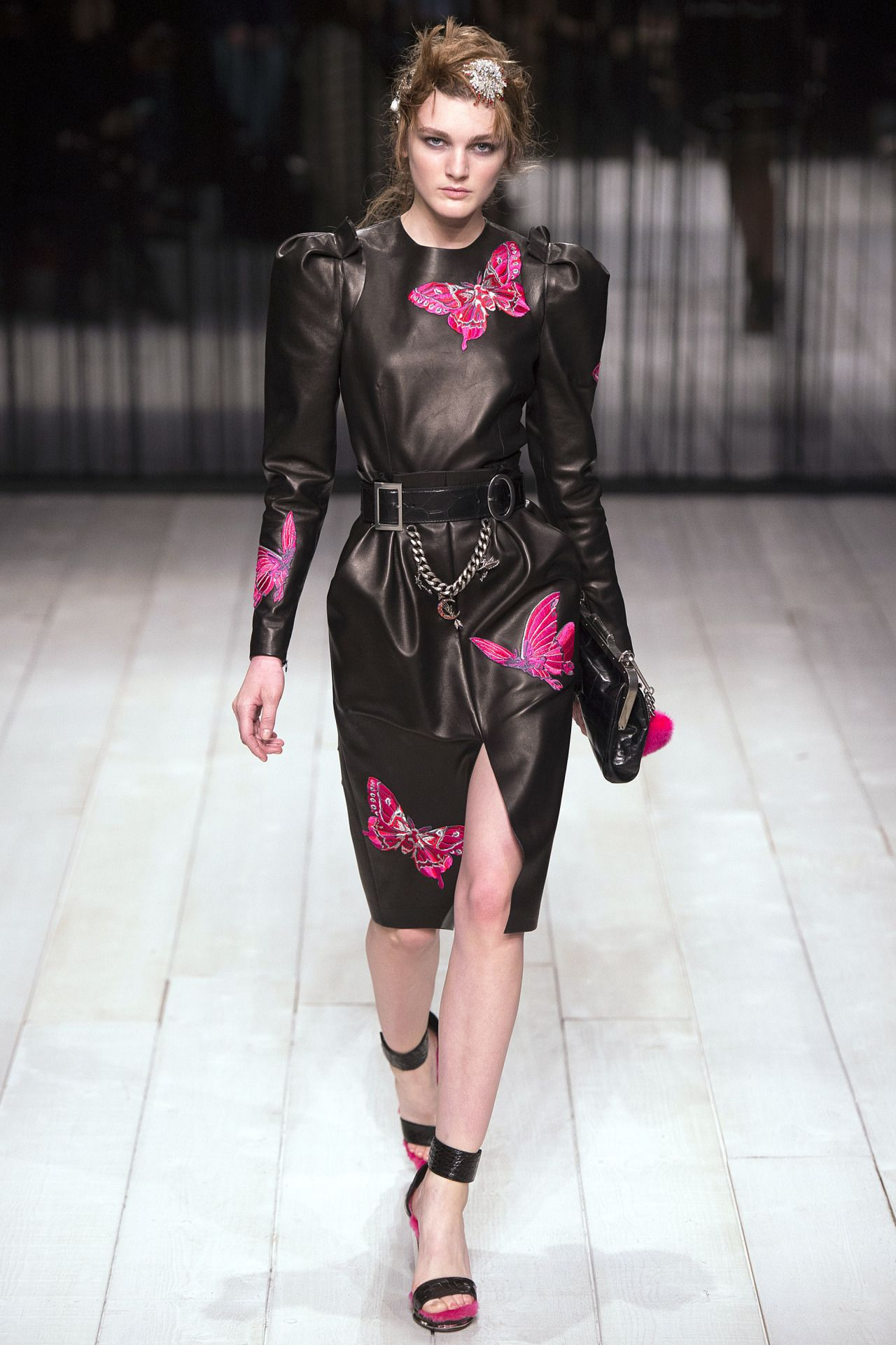 Alexander McQueen   London Fashion Week   Fall 2016
