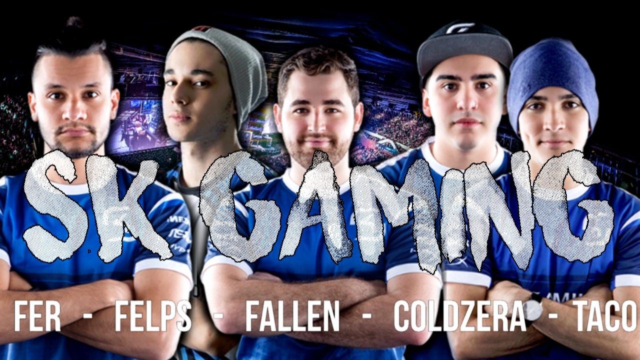 SK Gaming 2017 hype #games #globaloffensive #CSGO #counterstrike #hltv #CS #steam #Valve #djswat #CS16