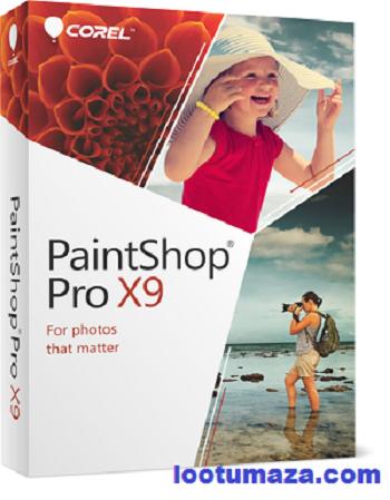 corel paintshop pro x9 ultimate 19.2.0.7
