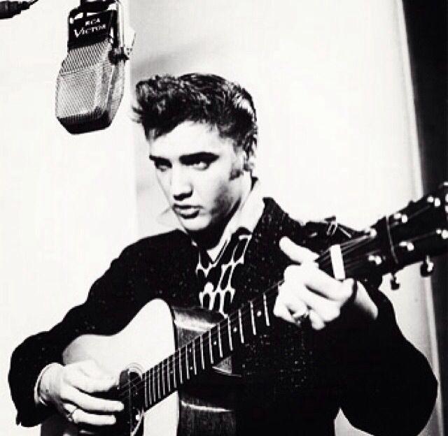 Pin von Hannah Steffan auf Elvis | Pinterest