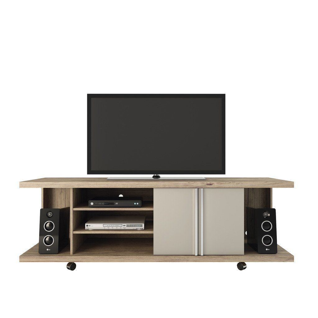 Manhattan Comfort Carnegie Tv Stand Gadgets And Tech Pinterest  # Meuble Tv Quintana